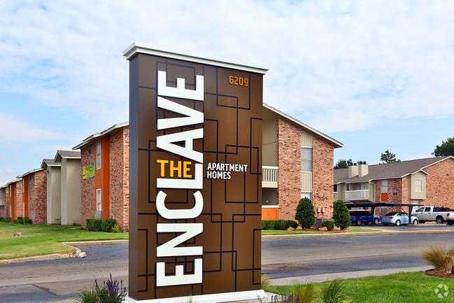 the enclave amarillo tx entrance