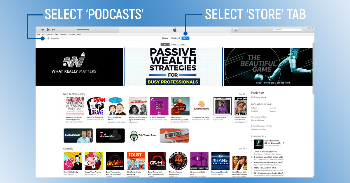 "How To Subscribe & Rate Our Podcast ""5-stars"" On Apple Podcasts"