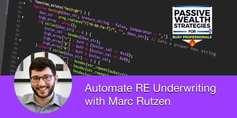 Marc Rutzen Enodo Podcast Title Card